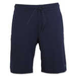 adidas Sport Luxe 3-Stripes Short (Navy)