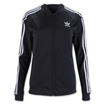 adidas Originals Women's Supergirl Training Jacket (Black)