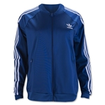 adidas Originals Women's Supergirl Training Jacket (Blue)