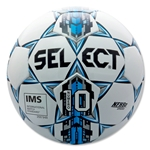 Select Numero 10 NFHS Ball (White/Blue)