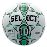 Select Numero 10 NFHS Ball (White/Green)