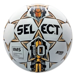 Select Numero 10 NFHS Ball (White/Orange)