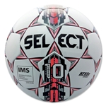 Select Numero 10 NFHS Ball (White/Red)