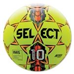 Select Numero 10 NFHS Ball (White/Yellow)