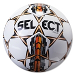 Select Club Ball (White/Orange)
