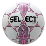 Select Club Cure Ball (White/Pink)