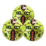 Select Brillant Super Ball Pack (Yellow)