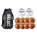 Select Bril Super R Ball Package (Orange)