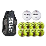 Select Bril Super R Ball Package (Yellow)