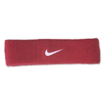 Nike Swoosh Headband 16 (Red)