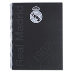 Real Madrid A4 Notebook