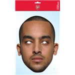 Arsenal Walcott Face Mask