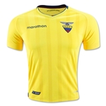 Ecuador 16/17 Authentic Home Soccer Jersey