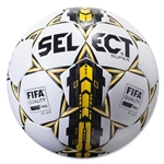Select Super FIFA Ball (White/Silver)