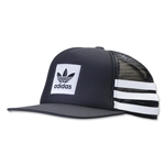 adidas M Originals Foam Trucker Str Cap (Black)
