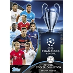 TOPPS UCL 15/16 Sticker Pack