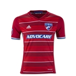 FC Dallas 2016 Youth Home Soccer Jersey