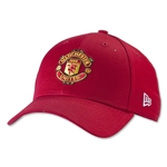 Manchester United 9Forty Adjustable Cap AW15