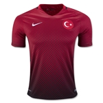 Turkey 2016 Home Soccer Jersey