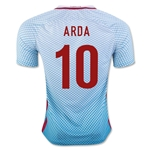 Turkey 2016 ARDA Away Soccer Jersey