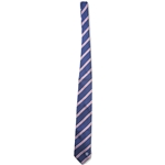 Chelsea Striped Poly Tie