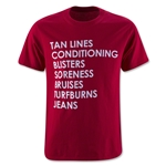 SGP Worth It Women's T-Shirt (Red)