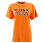 SGP I Can't Have Soccer Women's T-Shirt (Orange)
