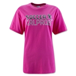 SGP I Can't I Have Football Women's T-Shirt (Pink)