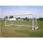 Pevo Castlite Supreme Goal with 4 Wheels and Adjustable Groundbar