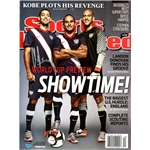 Clint Dempsey Signed 6/7/2010 Showtime Sports Illustrated Magazine