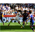 Lauren Holiday Signed 2015 World Cup 16x20 Photo