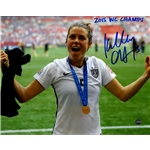 Kelley O' Hara Signed Team USA 2015 Women's World Cup Final