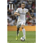 Real Madrid Bale Poster