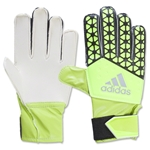 adidas Ace Junior Glove (Yellow/Black)