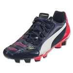 PUMA evoPOWER 4.2 FG (Peacoat-White-Bright)