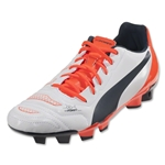 PUMA evoPOWER 4.2 FG (White-Total Eclipse)