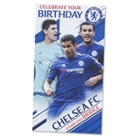 Chelsea Celebrate Your Birthday Card