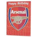 Arsenal Crest Sound Card