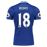 Chelsea 16/17 18 REMY Authentic Home Soccer Jersey