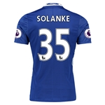 Chelsea 16/17 SOLANKE Authentic Home Soccer Jersey