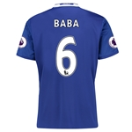 Chelsea 16/17  6 BABA Home Soccer Jersey