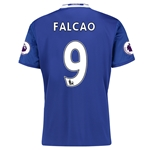Chelsea 16/17  9 FALCAO Home Soccer Jersey