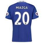 Chelsea 16/17 20 MIAZGA Home Soccer Jersey