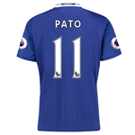 Chelsea 16/17 11 PATO Home Soccer Jersey