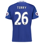 Chelsea 16/17 26 TERRY Home Soccer Jersey