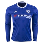Chelsea 16/17 LS Home Soccer Jersey