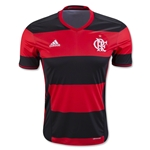 Flamengo 16/17 Home Soccer Jersey