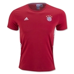 Bayern Munich 3-Stripe T-Shirt