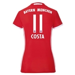 Bayern Munich 16/17 COSTA Women's Home Soccer Jersey