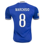 Juventus 16/17 MARCHISIO Away Soccer Jersey